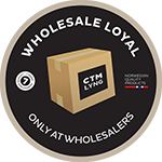 Wholesale loyal - Only at wholesalers