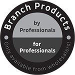 Branch products - by Professionals for Professionals
