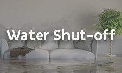 Aqua Xpress - Water Shut-off